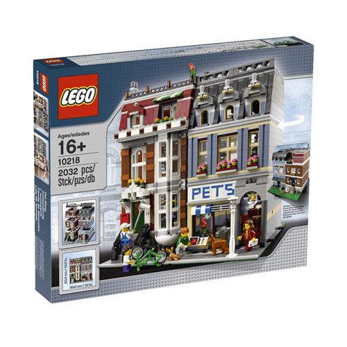 LEGO® Creator 10218 L'animalerie