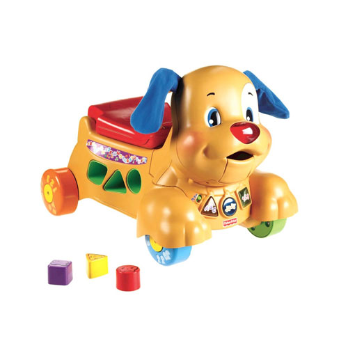 Trotteur Puppy Fisher Price - Trotteur -