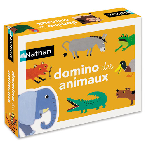 Nathan Domino des Animaux