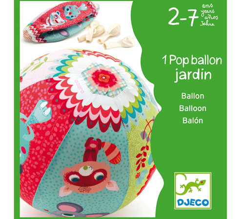 Djeco Pop Ballon Jardin