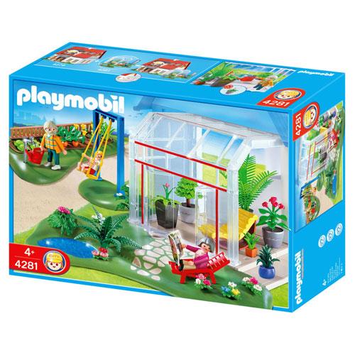 Playmobil 4281 Véranda et jardin