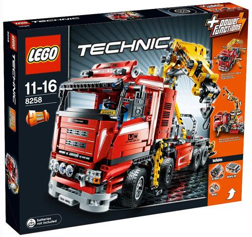 LEGO® Technic 8258 Le camion grue