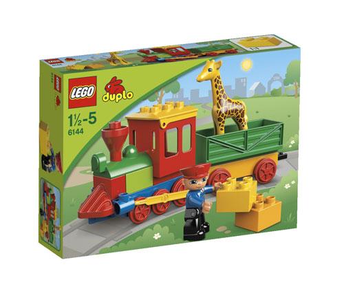 LEGO® DUPLO® 6144 Le train du zoo