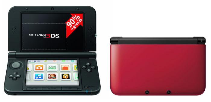 Ds 3d xl - Console nintendo 3ds xl pas cher ...