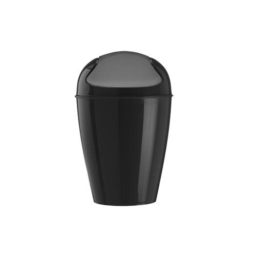 Koziol Del XL Poubelle 5L Noir