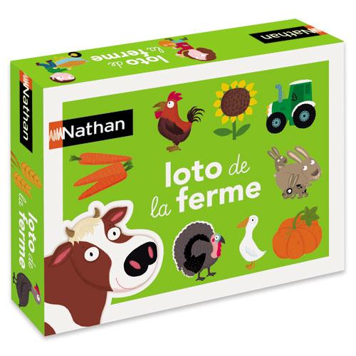 Nathan Loto Ferme
