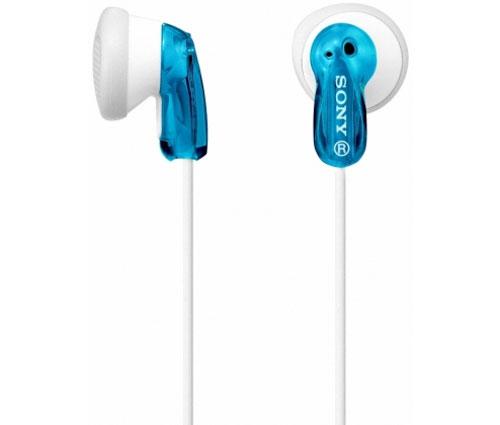Ecouteurs Sony MDR-E9LP bleu