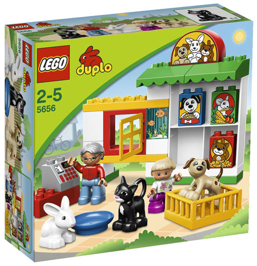 LEGO® DUPLO® 5656 L'animalerie