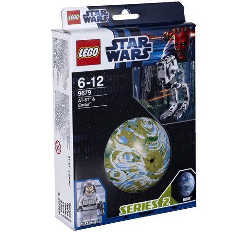 LEGO® Star Wars 9679 ATST & Endor