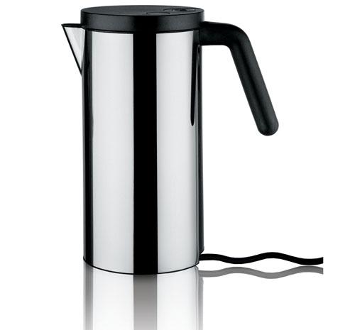 Alessi - WA09 - Bouilloire électrique - Noire