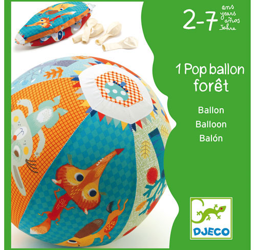 Djeco Pop Ballon Foret