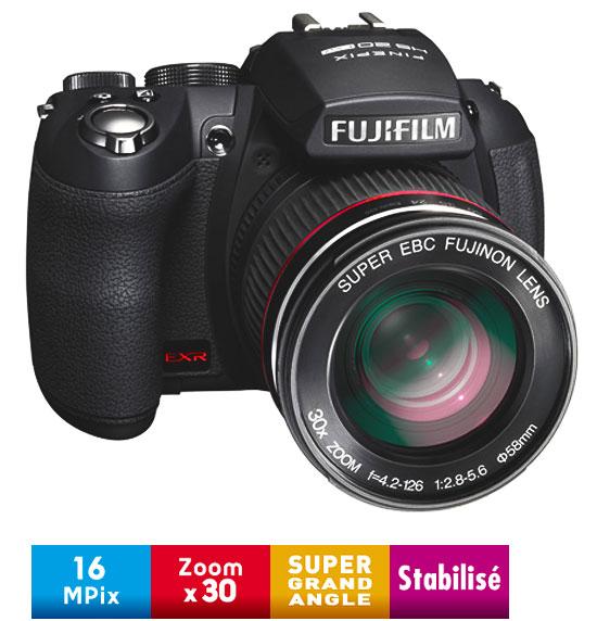 Fujifilm FinePix HS20 EXR Noir