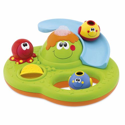Chicco Centre d'activités de bain Bubble Island