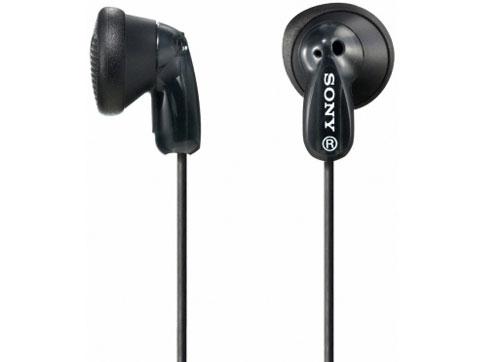 Ecouteurs Sony MDR-E9LP noir