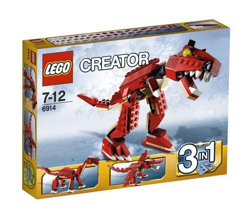 LEGO® Creator 6914 Le TRex