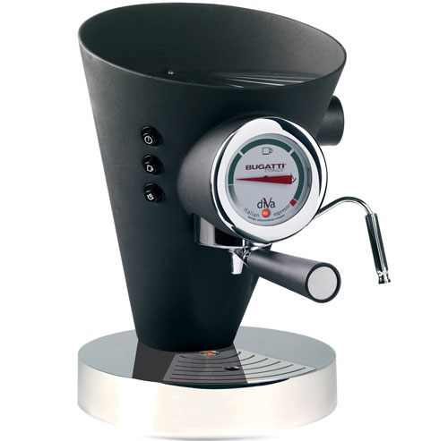 Machine à Café Espresso Bugatti Diva Noir