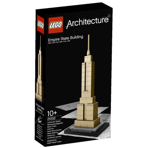 LEGO® Architecture 21002 L'Empire State Building