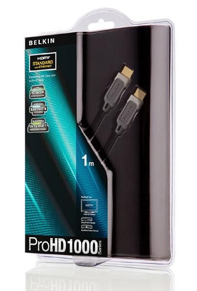 Belkin câble HDMI/HDMI ProHD 1000 1m