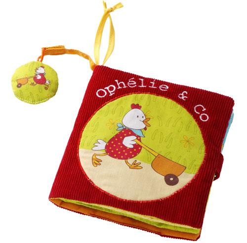 Lilliputiens Ophélie & Co, Livre