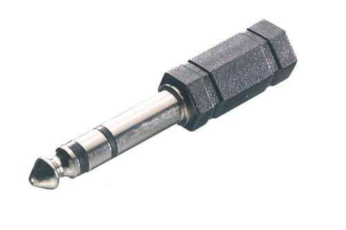 Adaptateur jack Fnac 6,35 mm/3,5 mm