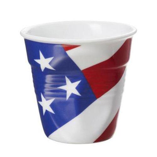 Revol 643220 gobelet espresso drapeau usa