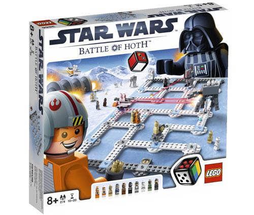 LEGO® Star Wars 3866 La bataille de Hoth