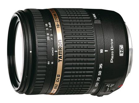 Objectif reflex Tamron AF Di II VC PZD 18 270 mm f35 63 LD ASL IF Monture Nikon