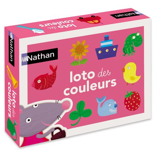Nathan Loto des couleurs