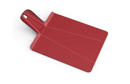 Planche à découper Joseph Joseph Chop2Pot Plus Rouge