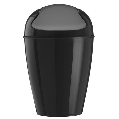 Koziol Del XL Poubelle 30L Noir