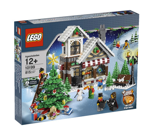 Lego® 10199 Boutique Creator Jouets La D'hiver De WDbIEH29eY