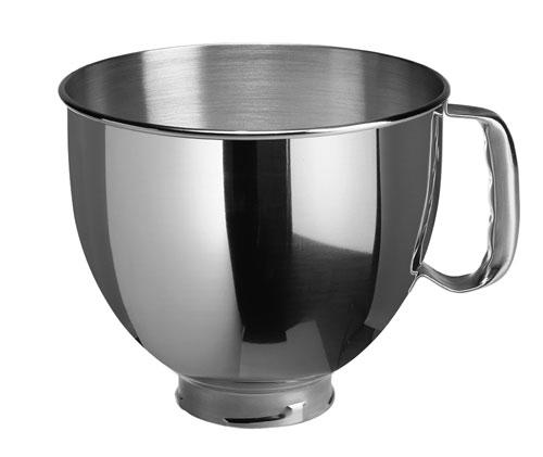 KitchenAid Artisan® 5K5THSBP Bol de 4,83L