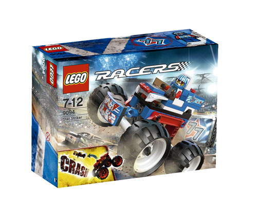 LEGO® Racers 9094 Star Striker