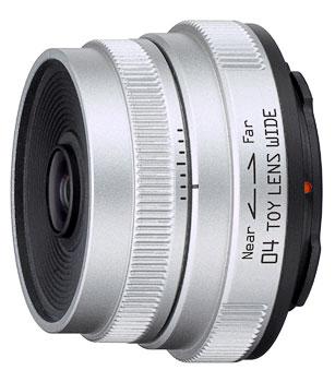 Pentax Q System 63 mm f71 Argent Dédié boîtier Q Digital