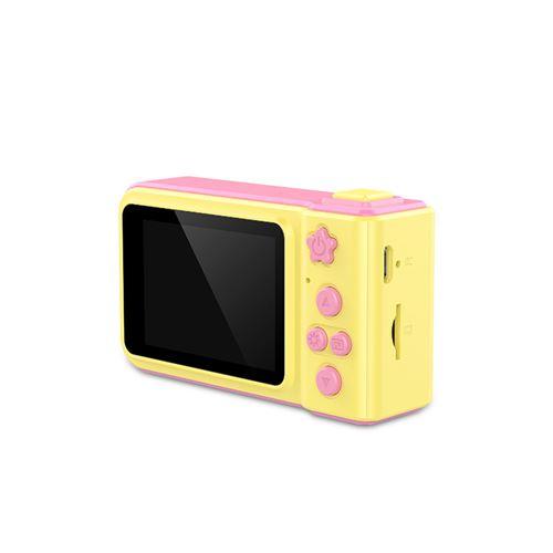 caméscope 2.4HD pour enfants_ Rose