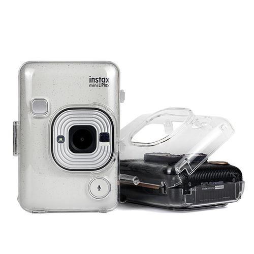 Étui de protection transparent pour Fujifilm Instax Mini Liplay