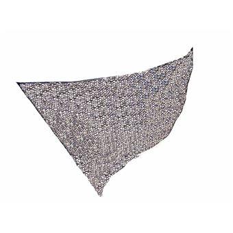 Filet d\'ombrage rectangulaire bicolore