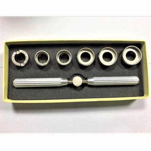 NOUVEAU Pro Retour Opener Case Cover Remover Pour Tudor Montre outil de réparation