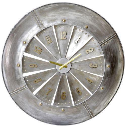 Pendule en métal forme Réacteur