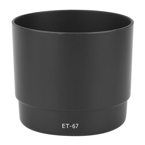 Parasoleil ET-67 pour Canon EF 100mm f / 2.8 Macro USM EF 100mm f / 2.8 Macro