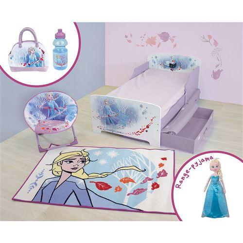 Chambre complète 6 en 1 Reine des Neiges 2 Disney