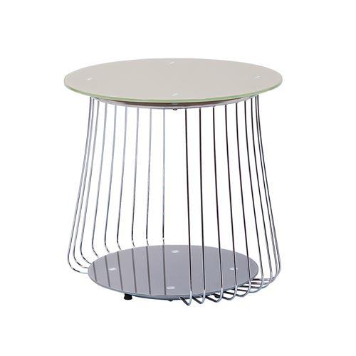 Salma 50 - Table Basse Cappuccino
