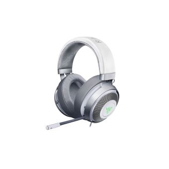 Casque gaming Razer Kraken 7.1 V2 Oval Blanc