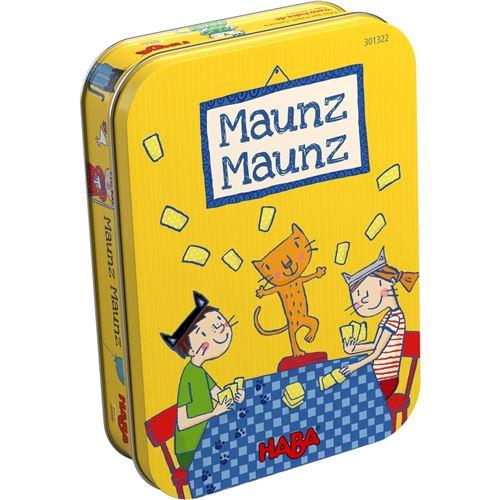 Haba jeu de cartes (DEMiauw Miauw)