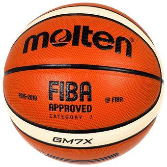 6c61f86a5c6dd Ballon de basket Molten Gm7x comp train indoor Orange taille : 7 réf :  41628 - Ballons - Achat & prix | fnac