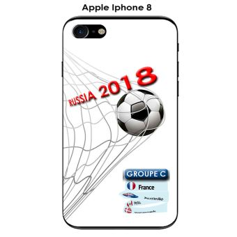 coque iphone 8 coupe du monde
