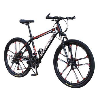 Vélo de montagne de 26 pouces à 21 vitesses pour étudiants ...
