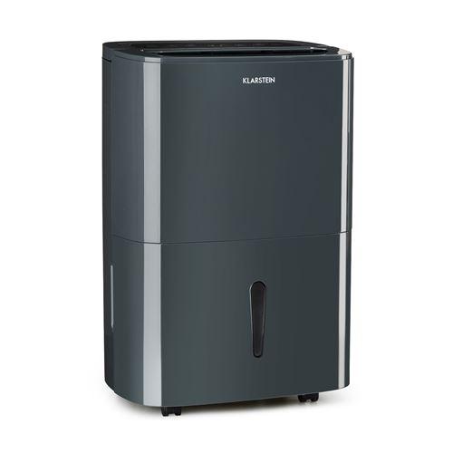 Klarstein DryFy20 Déshumidificateur d'air 20 litres /jour - 230 m³/h - Pour pièce de 40 à 50 m²