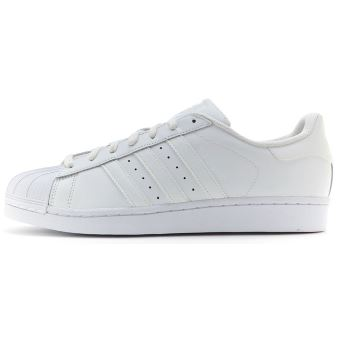 Sneakers Adidas Superstar Foundation Blanc pour Hommes 46
