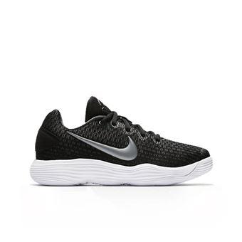 chaussure femme basket nike noir or